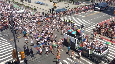 PVH Runway to Pride