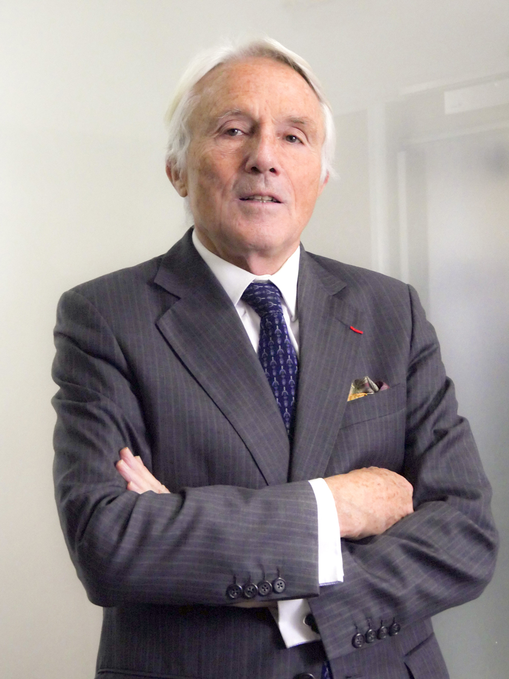 Alain de Rouvray, CEO, ESI Group. (Photo: Business Wire)