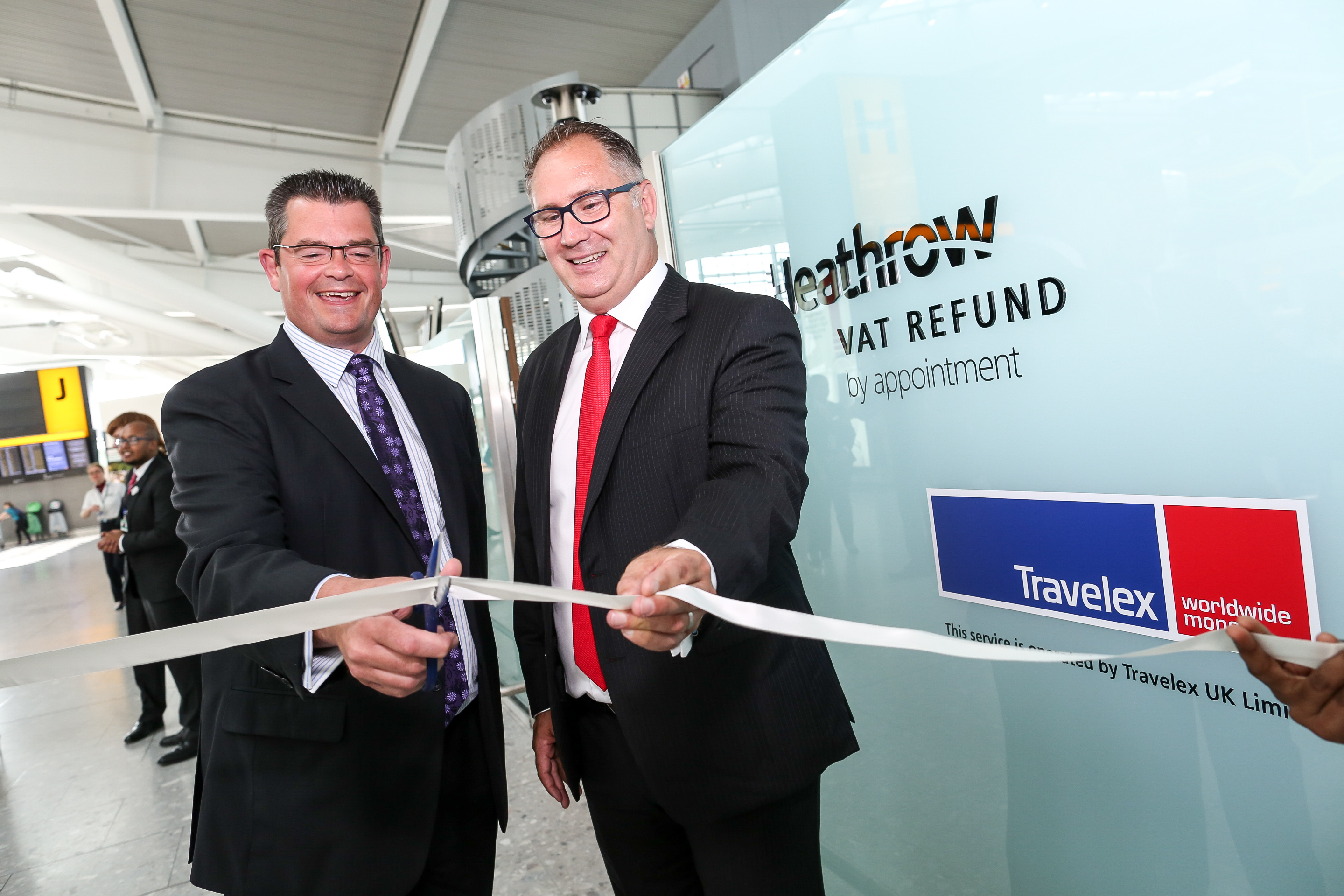 Heathrow And Travelex Launch New Appointment Service For Vat Refunds