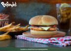 Spice up your lunch with Bojangles' latest limited-time offering, the Sweet Cayenne Cajun Filet Sandwich.(Photo: Bojangles')