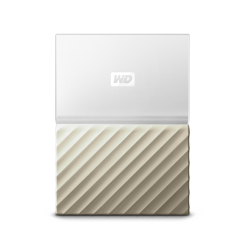 WD brand My Passport Ultra drive (Photo: Business Wire)