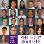 In this 15th anniversary year of PanCAN's Research Grants Program, the organization awarded 17 grants to 21 researchers at 12 institutions. (Graphic: Business Wire)