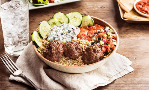 NEW Power Grain Bowl (Photo: Business Wire)