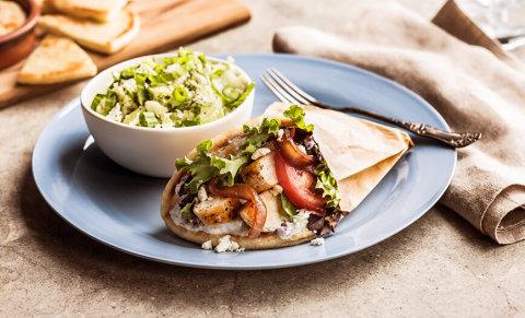 NEW Greek Chicken Pita (Photo: Business Wire)