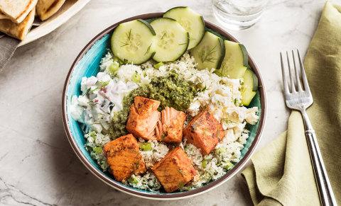 NEW Cauliflower Rice Bowl (Photo: Business Wire)