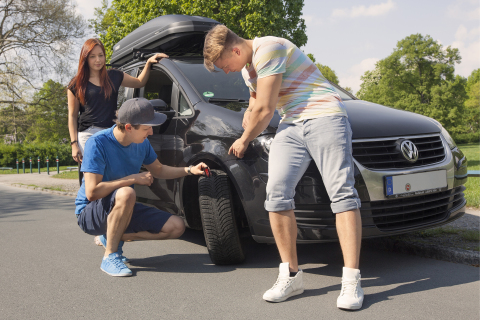 Get your holiday off to a great start with Mytyres.co.uk (Photo: Business Wire)