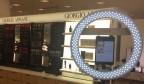 Perfect365 Live Mirror at Giorgio Armani Beauty Counter. (Photo: Business Wire)