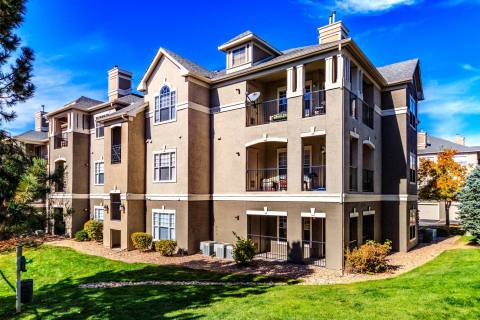 Chicago-based Waterton has acquired Greenwood Plaza, a 266-unit rental community located in the Denver suburb of Centennial, Colo. (Photo: Business Wire)