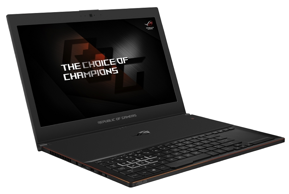 ASUS Republic of Gamers Zephyrus Now Available | Business Wire