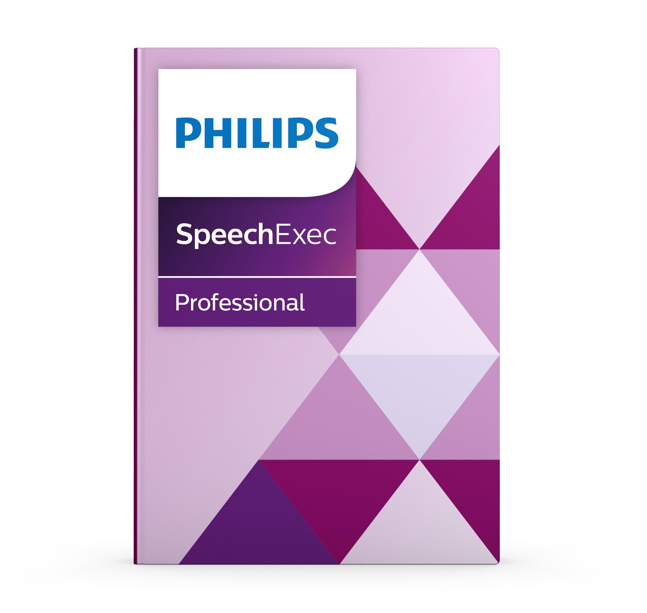 Philips SpeechExec Pro (Photo: Business Wire)