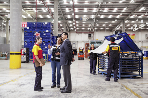 DHL Global Forwarding launches its Americas Supply Chain Consultancy Service, established to help companies interested in resolving common security challenges. (Photo: Business Wire)