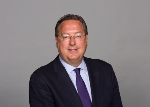 Lester Bagley, Executive Vice President of Public Affairs and Stadium Development for the Vikings (Photo: Minnesota Vikings)