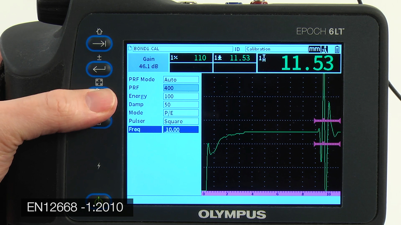 Olympus' new EPOCH 6LT flaw detector - Elevate Your Inspections