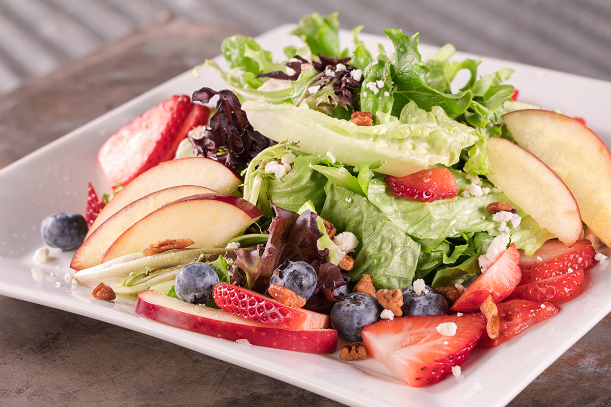 Red White & Blue Salad (Photo: Business Wire)