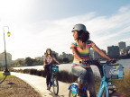 Ford, in collaboration with Motivate, is launching Ford GoBike – a regional bike-share network designed to enhance sustainable transportation in the San Francisco Bay Area. (Photo: Business Wire)