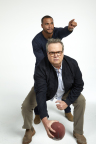 Eric Stonestreet and Dak Prescott (Photo: Business Wire)
