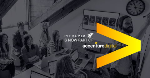 Intrepid is now part of Accenture Digital (Photo: Business Wire)