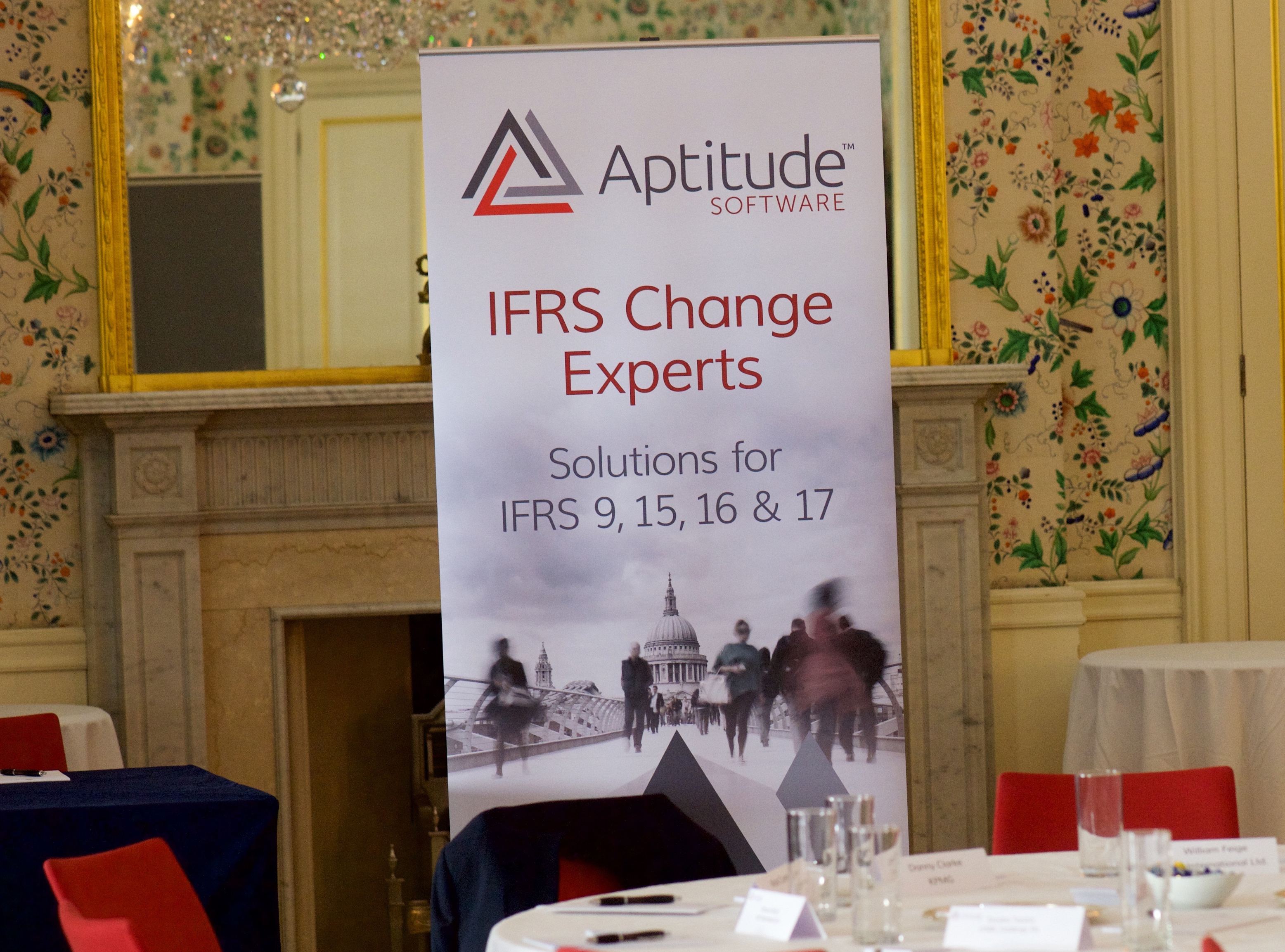 Lease accounting solutions for IFRS 16, ASC 842 from Aptitude Software (Photo: Business Wire)