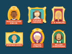 Are you a J.K. Rowling or a Shakespeare? Find out with Lumosity's new Word Bubbles Insight. (Graphic: Business Wire)