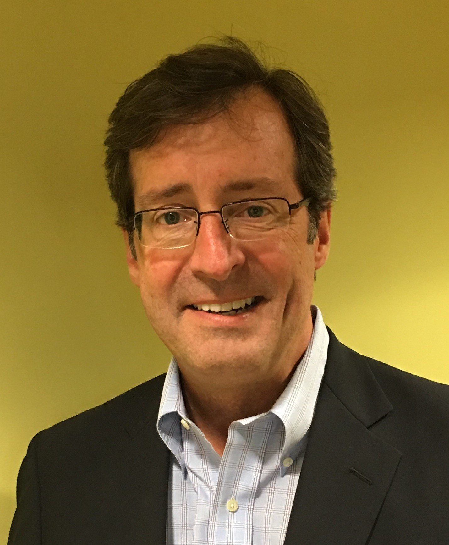 Val Carolin, General Manager of the Greenville, S.C. market for Salem Media Group (Photo: Business Wire)