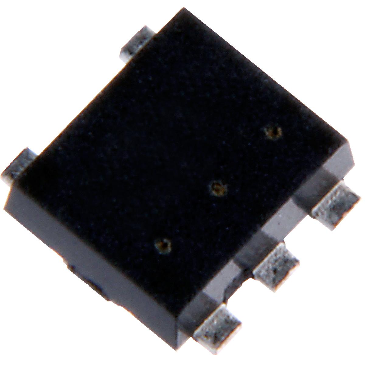 東芝:業界トップレベルの低ノイズを実現したCMOSオペアンプ「TC75S67TU」(写真:ビジネスワイヤ)