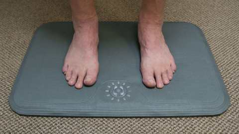 The Podimetrics SmartMat™ (Photo: Business Wire)