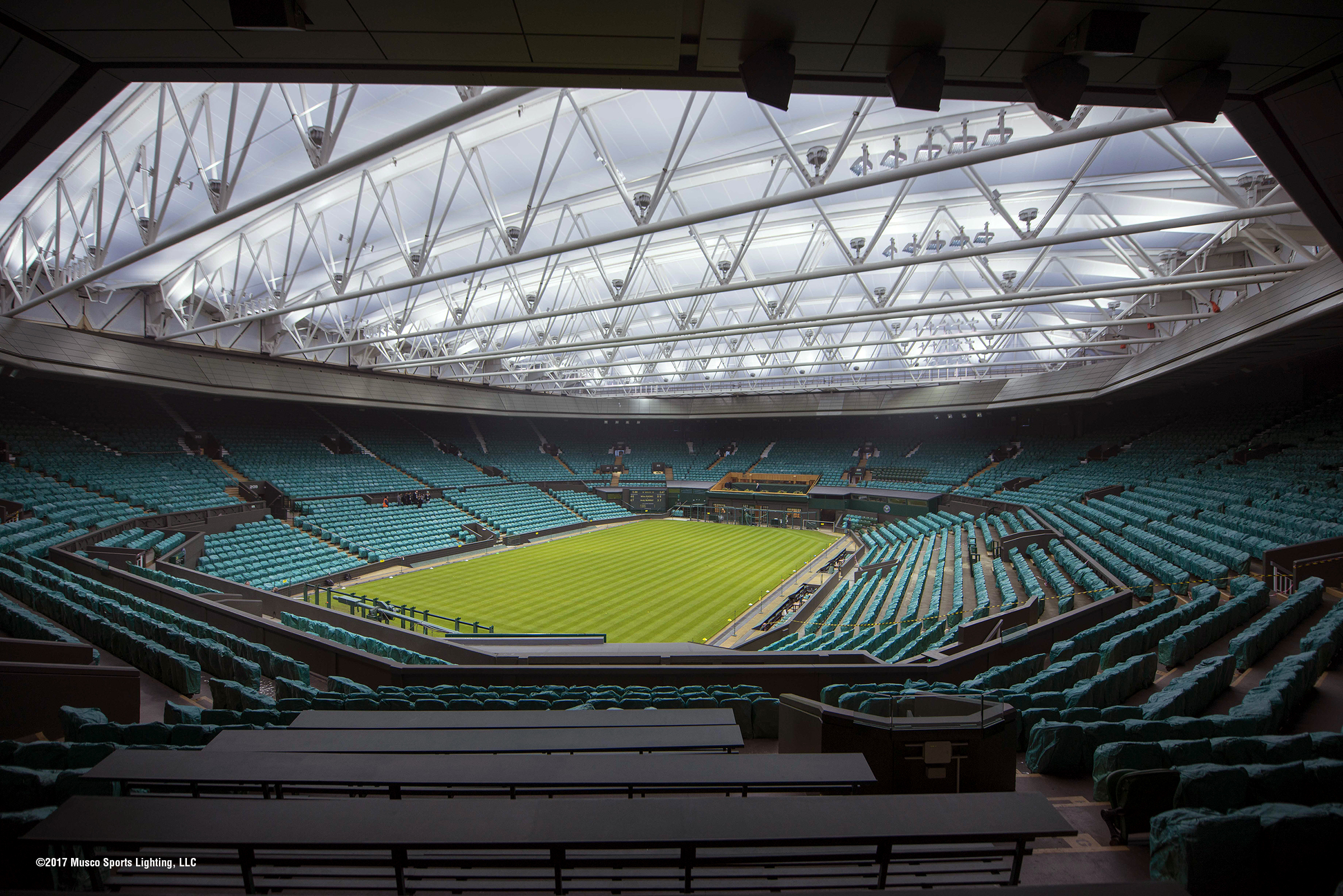 Wonderful led lights wire gallery everything you need to know wimbledon to unveil state of the art led lighting system at centre asfbconference2016 Images