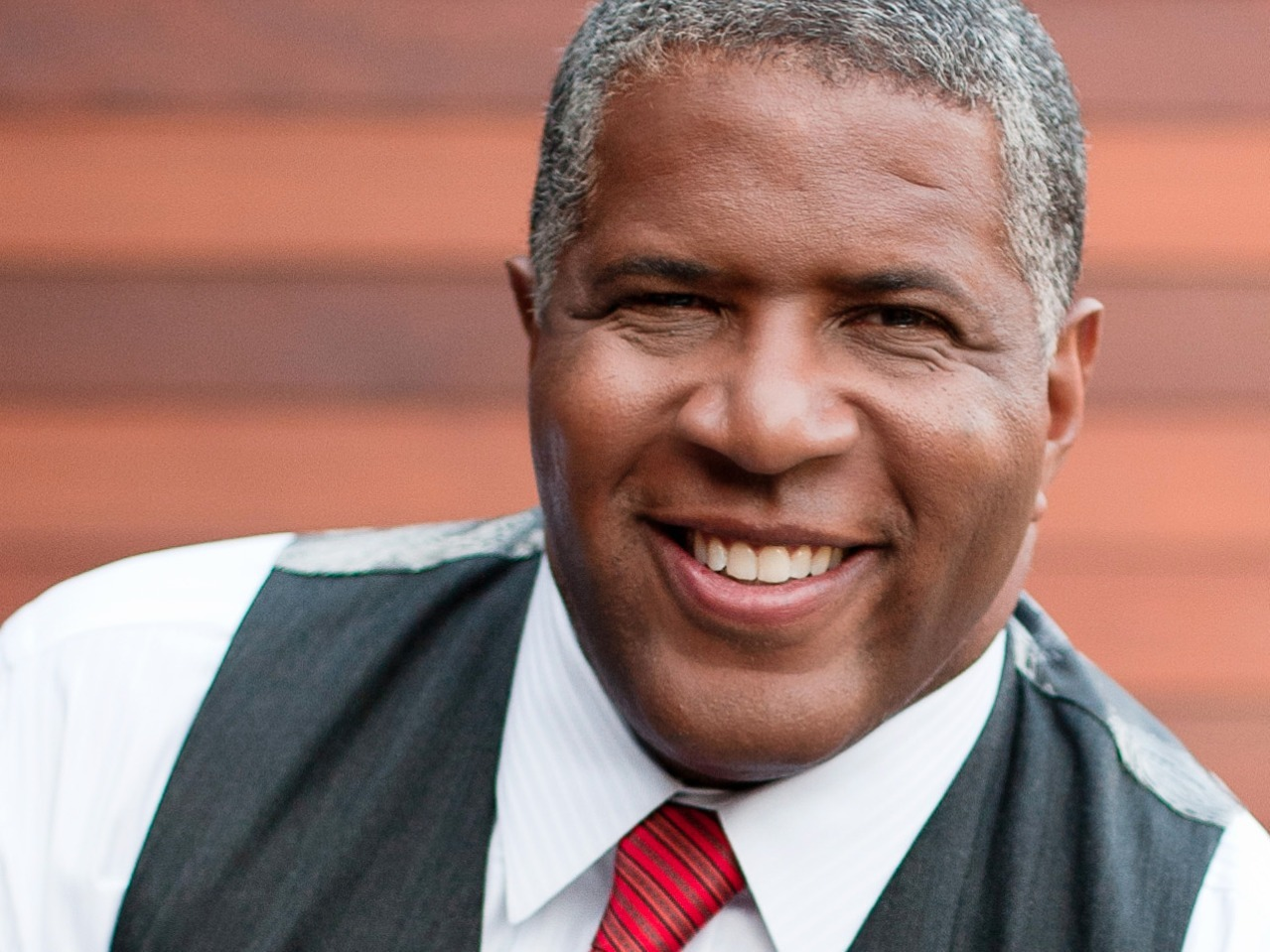 Robert F. Smith, Founder, Chairman, and CEO of Vista Equity Partners (Photo: Business Wire)