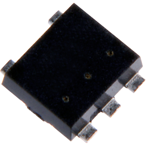 "Toshiba: A new operational amplifier ""TC75S67TU"" that realizes industry-leading low noise. (Photo: Business Wire)"