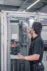 ABB mission-critical communication networks equipment (Photo: ABB)