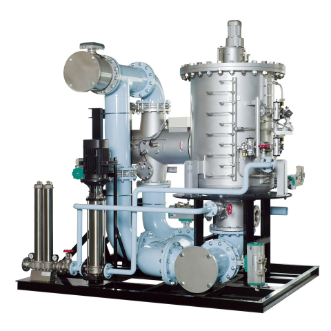 Miura HK Ballast Water Management System (Photo: Business Wire)