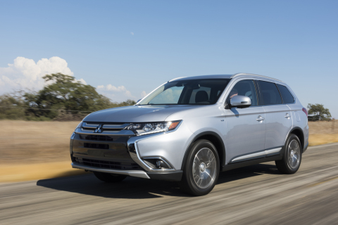 2017 Outlander GT (Photo: Business Wire)