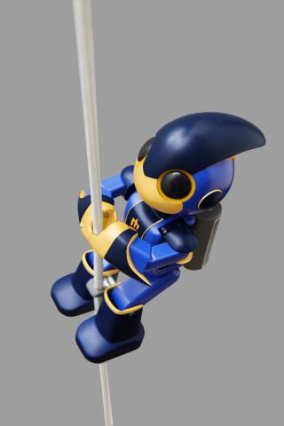 The robot, Mr. EVOLTA NEO (Graphic: Business Wire)
