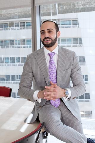瑞士投資集團Rivoli Group AG新任總裁Mourad Malloul將藉由歐洲、中東和非洲地區創新型專案的開發,專注於業務成長。(照片:美國商業資訊)
