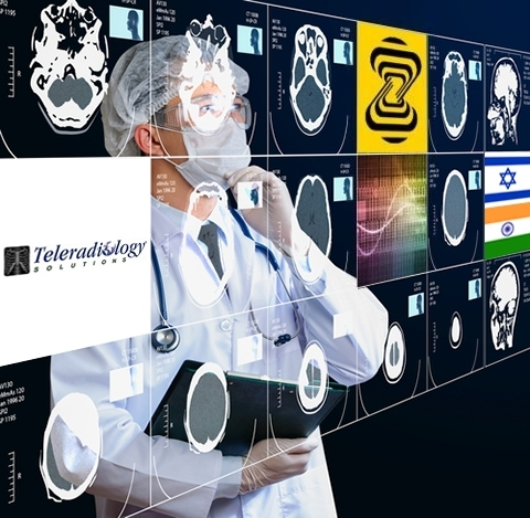 Zebra Medical Vision partners with Telerad Tech, the technology arm of India's first and largest teleradiology company Teleradiology Solutions (TRS) corporation. (Photo: Zebra Medical Vision)
