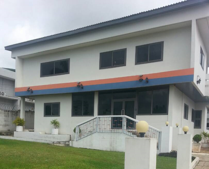 REDAVIA's office in Accra's Airport Residential Area