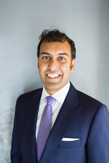Salil Gandhi has joined Goodwin's Technology Companies practice as a partner in the firm's New York office. (Photo: Business Wire)