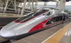 Axalta's Imron dazzles on China's new super high-speed Fuxing bullet train between Shanghai and Beijing. (Photo: Axalta)