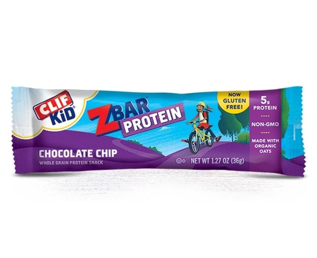 CLIF Kid Zbar® protein snack Chocolate Chip (Photo: Business Wire)