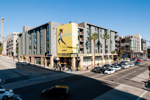 6201 Hollywood Boulevard, Los Angeles, California (Photo: Business Wire)