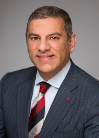 AJ Ijaz, vice president of Retirement Plan Services at The Standard. (Photo: Business Wire)