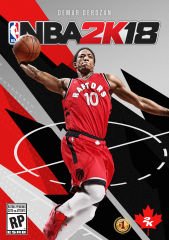 2K today revealed its first Canadian cover for NBA® 2K18, the next iteration of the top-rated and to ...