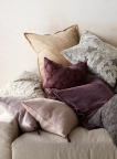 Washed Velvet Pillows, Pottery Barn (Photo: Business Wire)