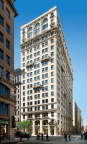 114 Fifth Avenue in New York is one of three properties contributed to a joint venture announced today between Columbia Property Trust and Allianz Real Estate. (Photo: Business Wire)