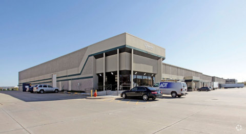 One of 17 Buildings Acquired in Sealy's 1.2 Million SF Acquisition in Oklahoma City. (Photo: Business Wire)