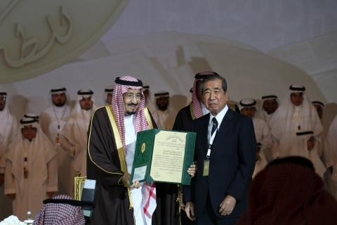 Professor Tadamitsu Kishimoto (Photo: ME NewsWire)