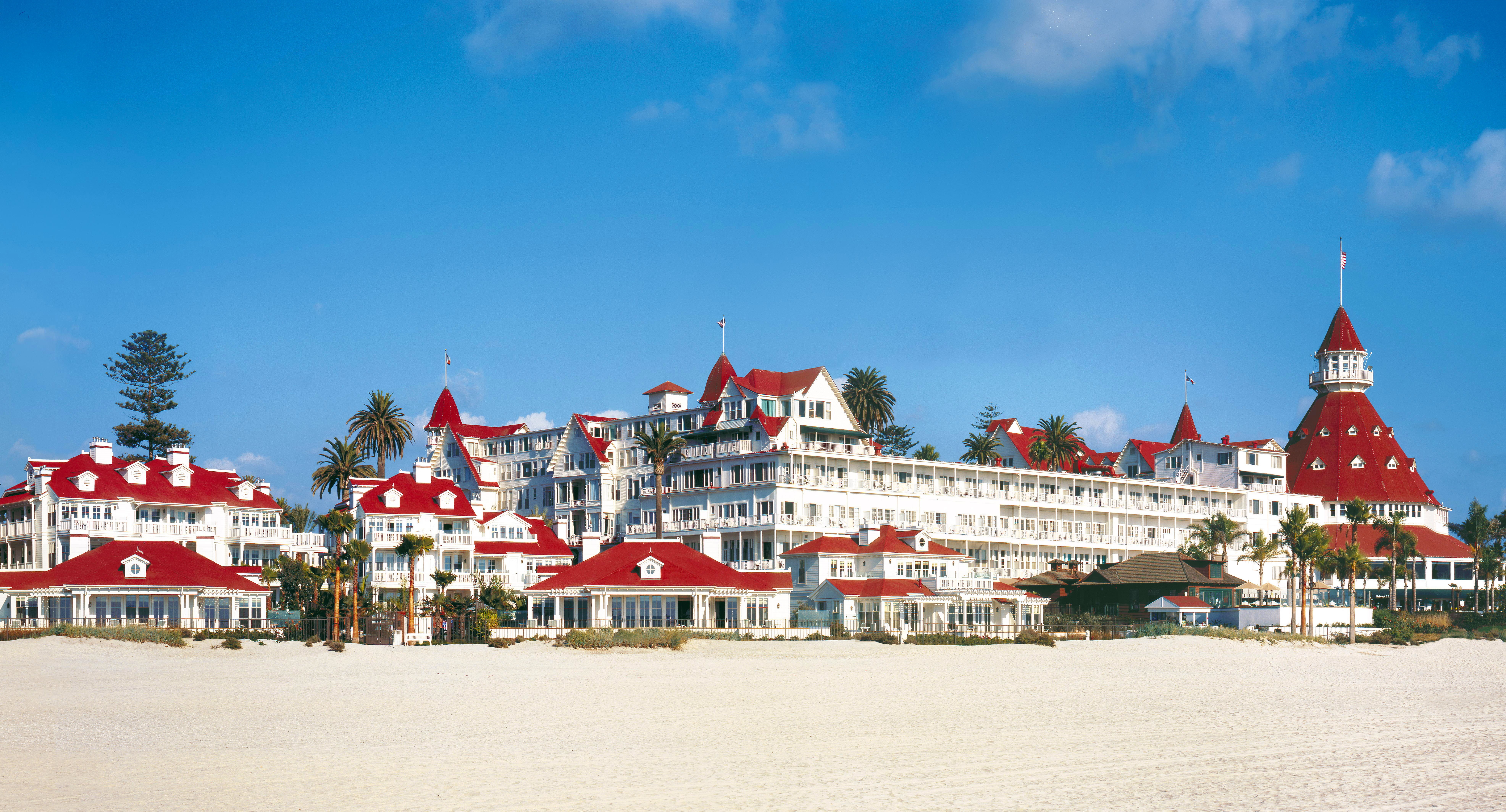 Hotel del Coronado, Curio Collection by Hilton (Photo: Business Wire)