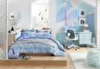 'Be You' Bedroom from the ivivva for PBteen collection debuting today. (Photo: Business Wire)