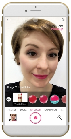 L'Oréal and Perfect Corp. announce a global partnership that integrates makeup collections from L'Oréal brands worldwide in YouCam Makeup. (Photo: Business Wire)
