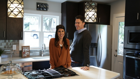 HGTV's newest installment in the Flip or Flop franchise - Flip or Flop Atlanta - will premiere Thursday, July 20, at 9 p.m. ET/PT with hosts Ken and Anita Corsini. (Photo: Business Wire)